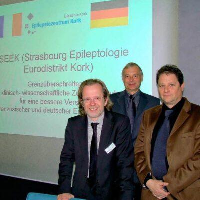 SEEK (Straßburg Epilepsie Eurodistrikt Kork): Plateforme transfrontalière en épileptologie clinique