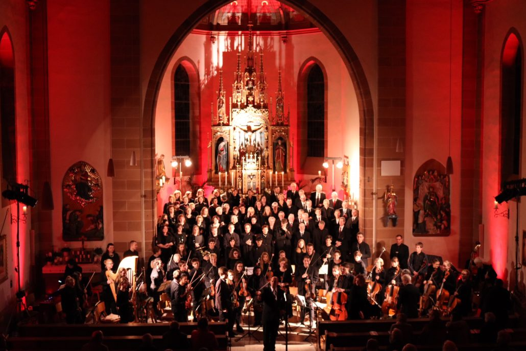 Concert microprojet Chordial 2017