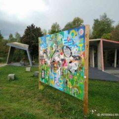 Parcours d'art contemporain de Drusenheim à Bühl