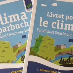 L'Eurodistrict Strasbourg-Ortenau présente son livret franco-allemand sur le climat