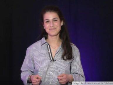 Une jeune doctorante met le projet Vehicle à l'honneur