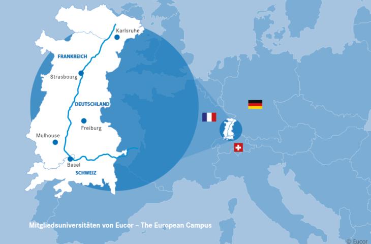 30 belles histoires pour les 30 ans #22 : EUCOR – Le campus européen