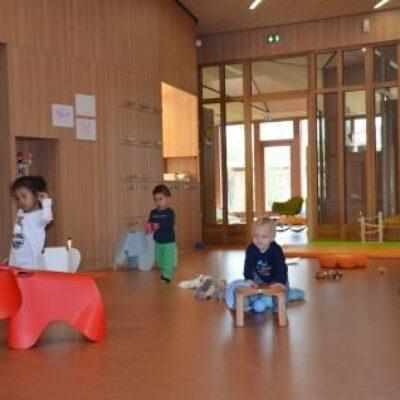 Maison de la petite enfance transfrontalière