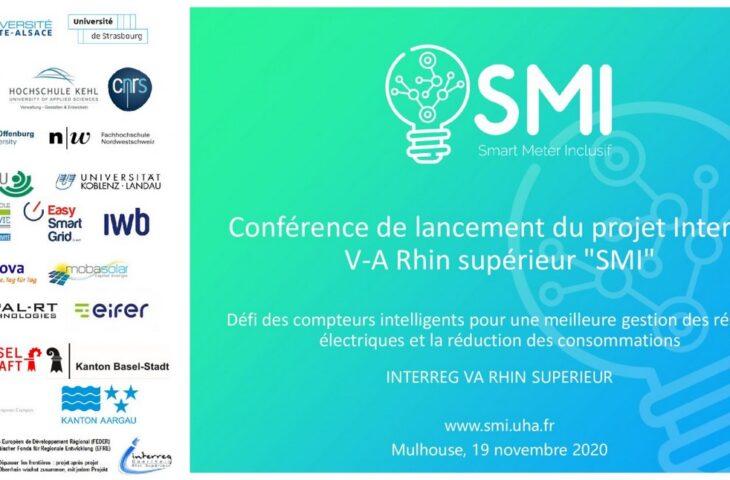 Lancement du projet Smart meter inclusif (SMI)