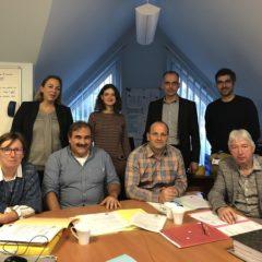 Premier comité de pilotage pour « Eau Potable sans frontières »