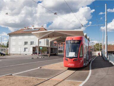 Etudes pour l'extension transfrontalière de la ligne 3 du tram bâlois jusqu'à la gare den Saint-Louis