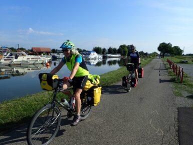 Ouverture du barrage EDF Île du Rhin de Marckolsheim – Vogstsburg – Burkheim pour cyclistes et piétons