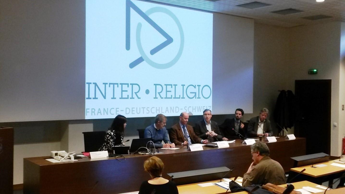 INTER-RELIGIO : Religions et convictions en partage