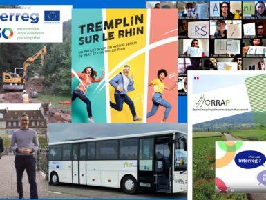 Retour sur l'année 2020 du programme Interreg Rhin Supérieur