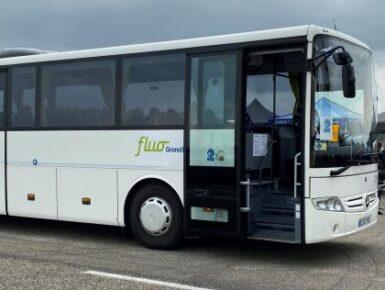 La ligne de bus Erstein-Lahr en service