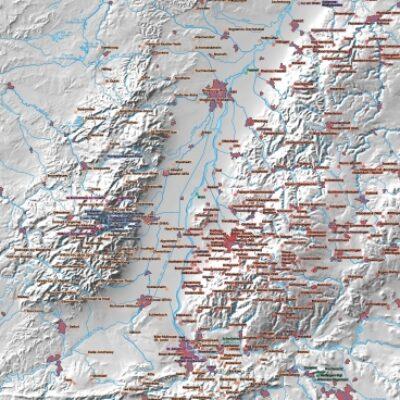 REKLIP : Atlas Climatique Rhin Supérieur Centre-Sud