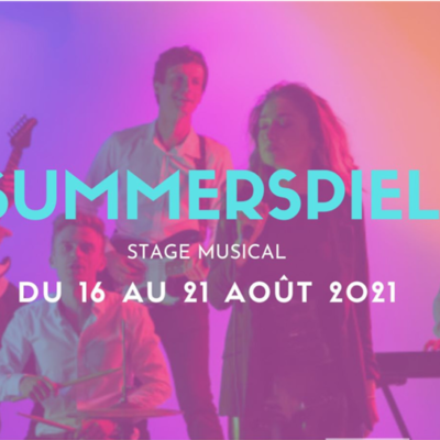 SummerSpiel : Stage musical franco-allemand