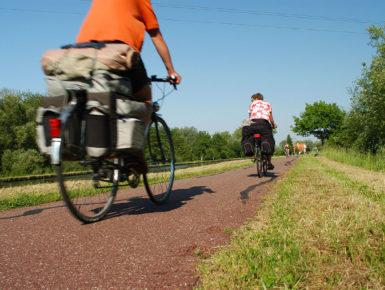 Rad Sauer-Pechelbronn-Dahn: Valorisation cyclotouristique transfrontalière