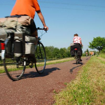 Chalampé / Neuenburg à Vélo