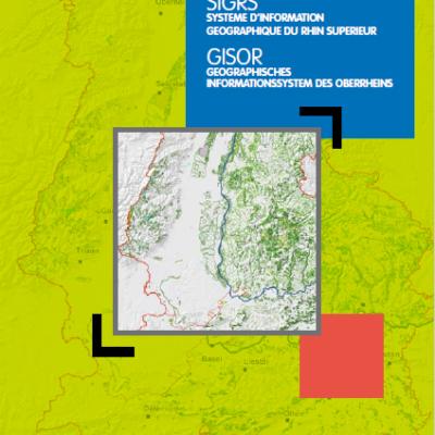 Création d'un système d'information géographique sur l'espace du Rhin Supérieur « SIGRS » comme outil d'appui pour un développement territorial commun