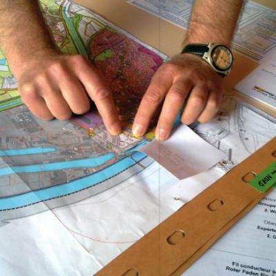 [X-BORDER SIGRS] L'information géographique au service d'une Région métropolitaine trinationale innovante et proche des citoyens
