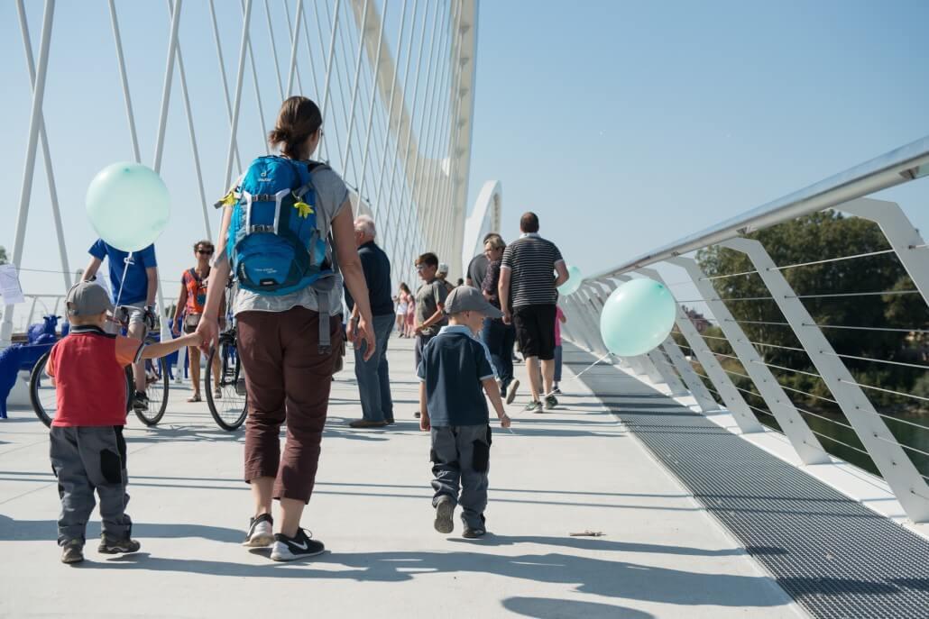 Rad Sauer-Pechelbronn-Dahn : Valorisation cyclotouristique transfrontalière sur le secteur Nord de la Communauté de communes Sauer Pechelbronn et la Verbandsgemeinde Dahner Felsenland