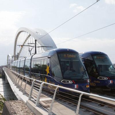 Etudes pour le projet d'extension transfrontalière de la ligne «D» Strasbourg / Kehl du réseau tramway à l'horizon 2014