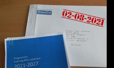 Le programme Interreg Rhin Supérieur 2021-2027 bien arrivé à Bruxelles !