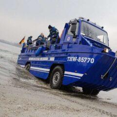 30 belles histoires pour les 30 ans #13 : véhicule amphibie franco-allemand